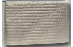 """Frost King AC11H Quilted Indoor Air Conditioner Cover, 20"""" x"""