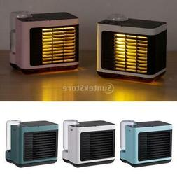 Air Conditioner Fan Home Office Humidifier 390ml Bottel Camp