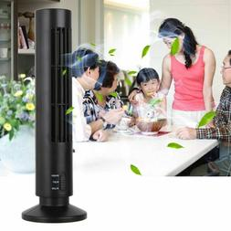Mini Portable Cooling Air Conditioner Purifier Tower Bladele