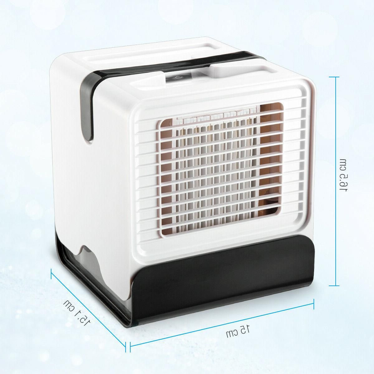 Personal Space Air Cooling Air Fan Purifier