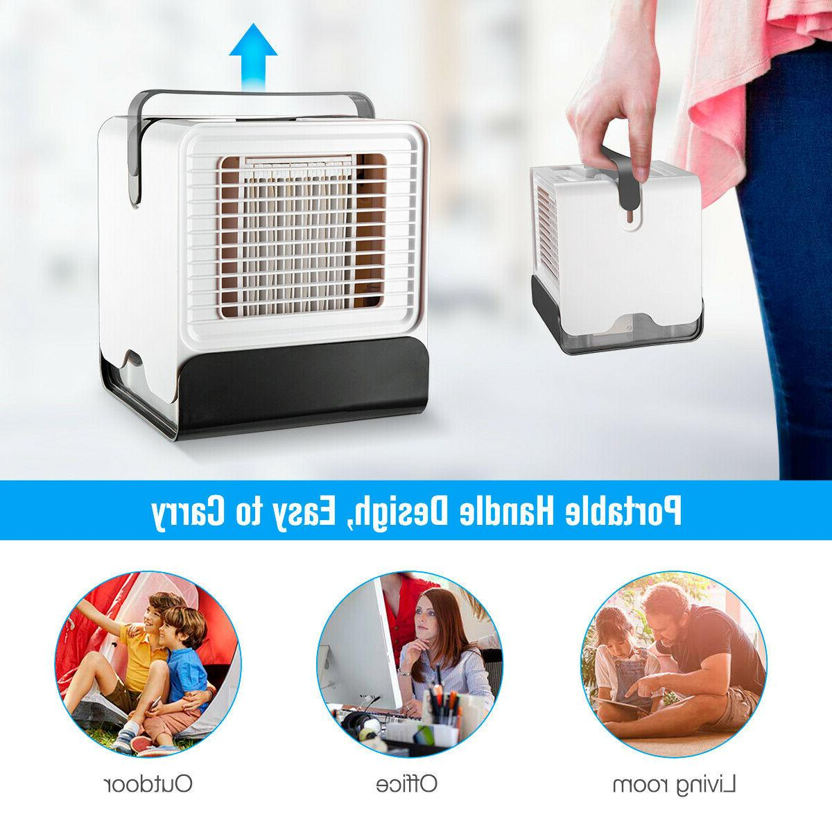 Personal Air Conditioner Air Fan Humidifier