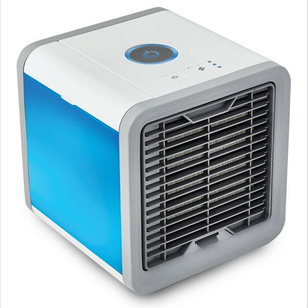 Portable Conditioner Fan Humidifier Air Home Office
