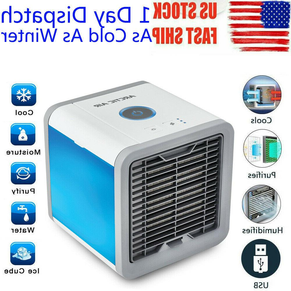 portable air conditioner cooler fan humidifier air