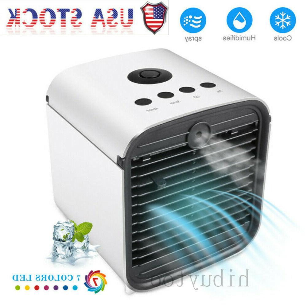 Evaporative Air Cooler Fan Humidifier Air Cooling Cool Home