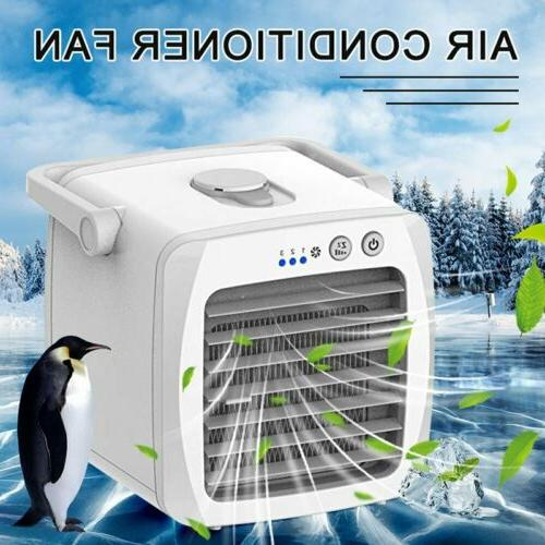 Personal Air Conditioner Fan Mini Cooler Portable Cool Humid