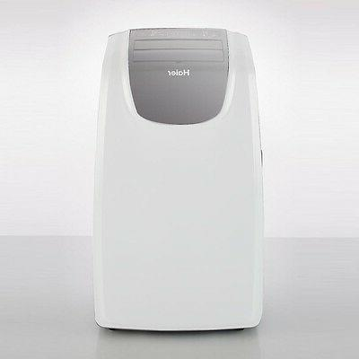AC Air Unit with Remote, White HPE10XCT