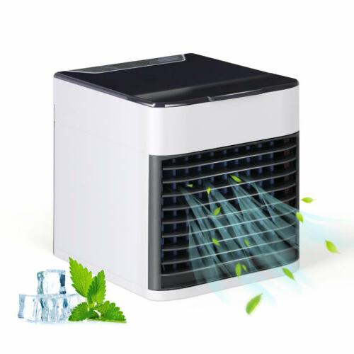 Portable Air Conditioner Cooler Fan 3 Models LED lights Air