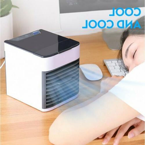 Personal Space Portable Air Conditioner Cooling Air Fan Humi