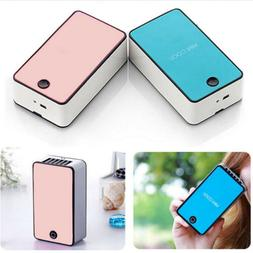 Mini Portable USB Rechargeable Hand Held Air Conditioner Sum