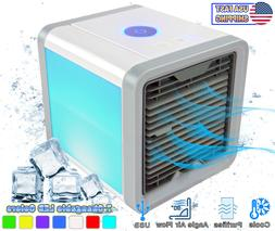Personal Air Conditioner Small Portable Cooler Purifier Humi
