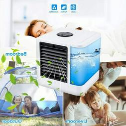 Mini Air Conditioner Cool Cooling For Auto Car Bedroom Coole