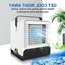 Portable Mini Air Conditioner Cooling Fan Water Cool Artic A
