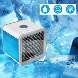 Small Portable Air Conditioner AC Fan Purifier Cooling Humid